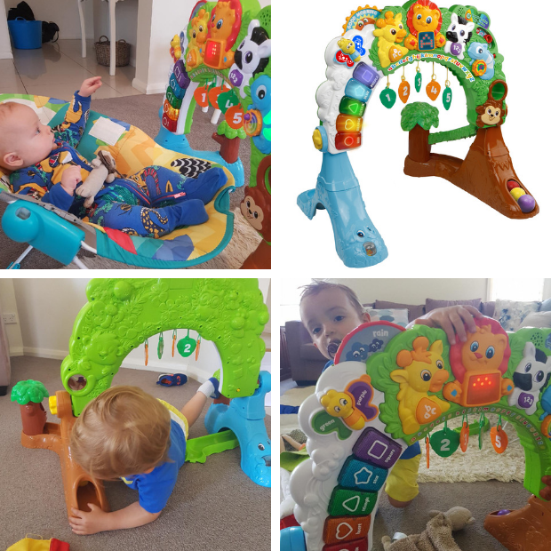 LeapFrog Safari Learning Playspace