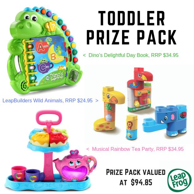 Win LeapFrog Toys